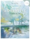 Ewa Karpinska - Aquarelle - La lumière de l'eau.