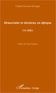 Deedr.fr Démocratie et élections en Afrique - Les défis Image
