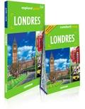Ewelina Nizankowicz et Anna Nowakowska - Londres - Guide + carte.