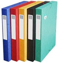 EXACOMPTA - Boite classement Scotten carton dos 40 mm