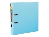 EXACOMPTA - Classeur à levier bleu clair - dos de 80 mm - A4 Maxi - pour 600 feuilles
