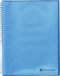 EXACOMPTA - Protège-documents à spirale - 80 vues