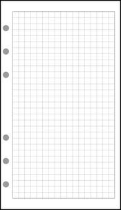 EXACOMPTA - Rech. Exatime 14 quadrillé 5x5