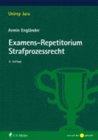 Examens-Repetitorium Strafprozessrecht.