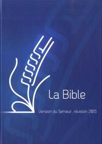 Excelsis - La Bible - Version du Semeur, révision 2015, bleu.