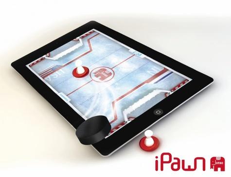 EXERTIS - AIR HOCKEY pour iPad