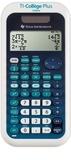 EXERTIS - Calculatrice Scientifique Texas Instruments TI-Collège plus solaire