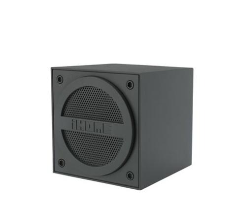 EXERTIS - CUBE IBT16 enceinte portable - gris