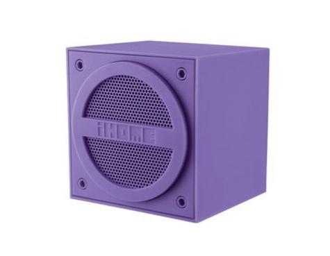 EXERTIS - CUBE IBT16 enceinte portable - violet