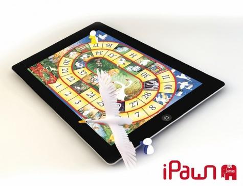 JEU DE L'OIE /PIONS pour iPad