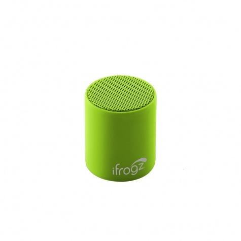 EXERTIS - POP enceinte portable - citron