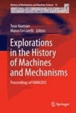 Teun Koetsier - Explorations in the History of Machines and Mechanisms - Proceedings of HMM2012.