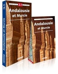 Express Map - Andalousie et Murcie - Guide + Atlas + Carte routière 1/1 100 000.