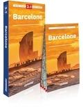 Express Map - Barcelone - Guide + Atlas + Carte 1/20 000.