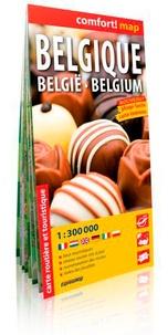 Belgique- 1/300 000 -  Express Map pdf epub