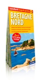 Express Map - Bretagne nord - Carte guide XL.