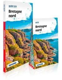 Express Map - Bretagne Nord. 1 Plan détachable