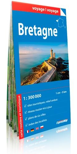 Bretagne. 1/300 000