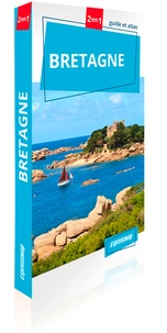 Express Map - Bretagne - Guide et atlas.