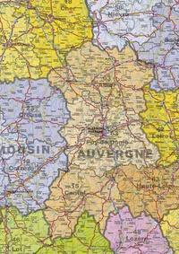 Carte murale de France administrative et routière - Carte murale laminée sans barre alu. 1/1 050 000.pdf