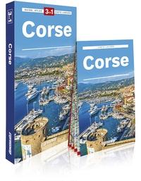 Express Map - Corse - Guide + atlas + carte 1/170 000.