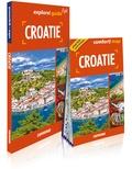 Express Map - Croatie. 1 Plan détachable