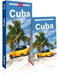 Téléchargement gratuit d'ebooks pdf sans inscription Cuba  - Guide + Atlas + Carte (Litterature Francaise) PDF PDB RTF par Express Map 9788381901963