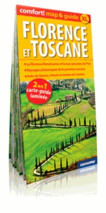 Deedr.fr Florence et Toscane - 1/650 000 Image