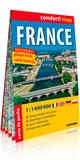 Express Map - France - 1/1 600 000.