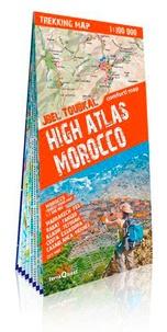 Express Map - High Atlas Morocco - 1/100 000.