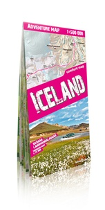 Express Map - Iceland - 1/500 000.