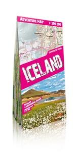 Lemememonde.fr Iceland - 1/500 000 Image