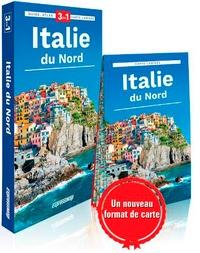 Express Map - Italie du nord - Guide + atlas + carte.