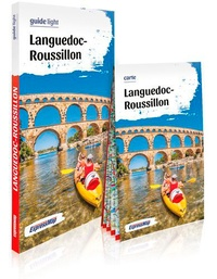 Express Map - Languedoc-Roussillon. 1 Plan détachable