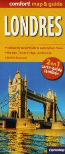 Londres- 1/20 000 -  Express Map pdf epub