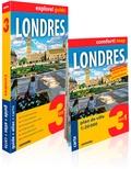 Express Map - Londres - Avec plan de ville 1/20 000.