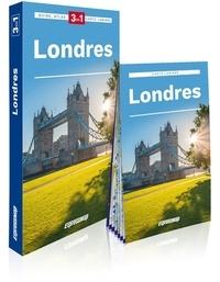 Express Map - Londres - Guide + Atlas + Carte.
