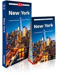 Express Map - New York - Guide + atlas + Carte 1/16 000.