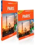 Express Map - Paris - Avec une carte de poche.