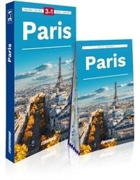 Express Map - Paris - Guide + Atlas + Carte.