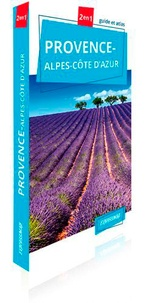 Express Map - Provence-Alpes-Côte d'Azur - Guide et atlas.