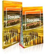 Express Map - Toscane. 1 Plan détachable