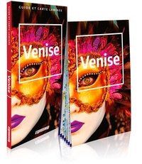 Express Map - Venise. 1 Plan détachable