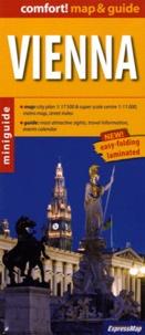 Express Map - Vienna - Miniguide, 1/17 500.