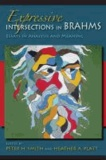 Expressive Intersections in Brahms - Essays in Analysis and Meaning.