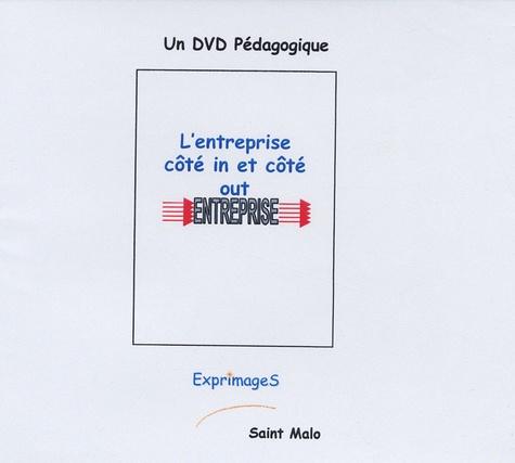 Exprimages - L'entreprise côté in et côté out - 1 DVD avec 1 pochette.