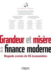 Eyrolles - Grandeur et misère de la finance moderne.