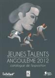 Ezilda Tribot - Jeunes Talents 2012 - 39e Festival International de la Bande Dessinée d'Angoulême, Catalogue de l'exposition.
