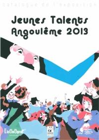 Jeunes talents 2013- 40e Festival International de la Bande Dessinée d'Angoulême, Catalogue de l'exposition - Ezilda Tribot  