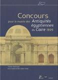 Ezio Godoli et Mercedes Volait - Concours pour le musée des Antiquités égyptiennes du Caire 1985.